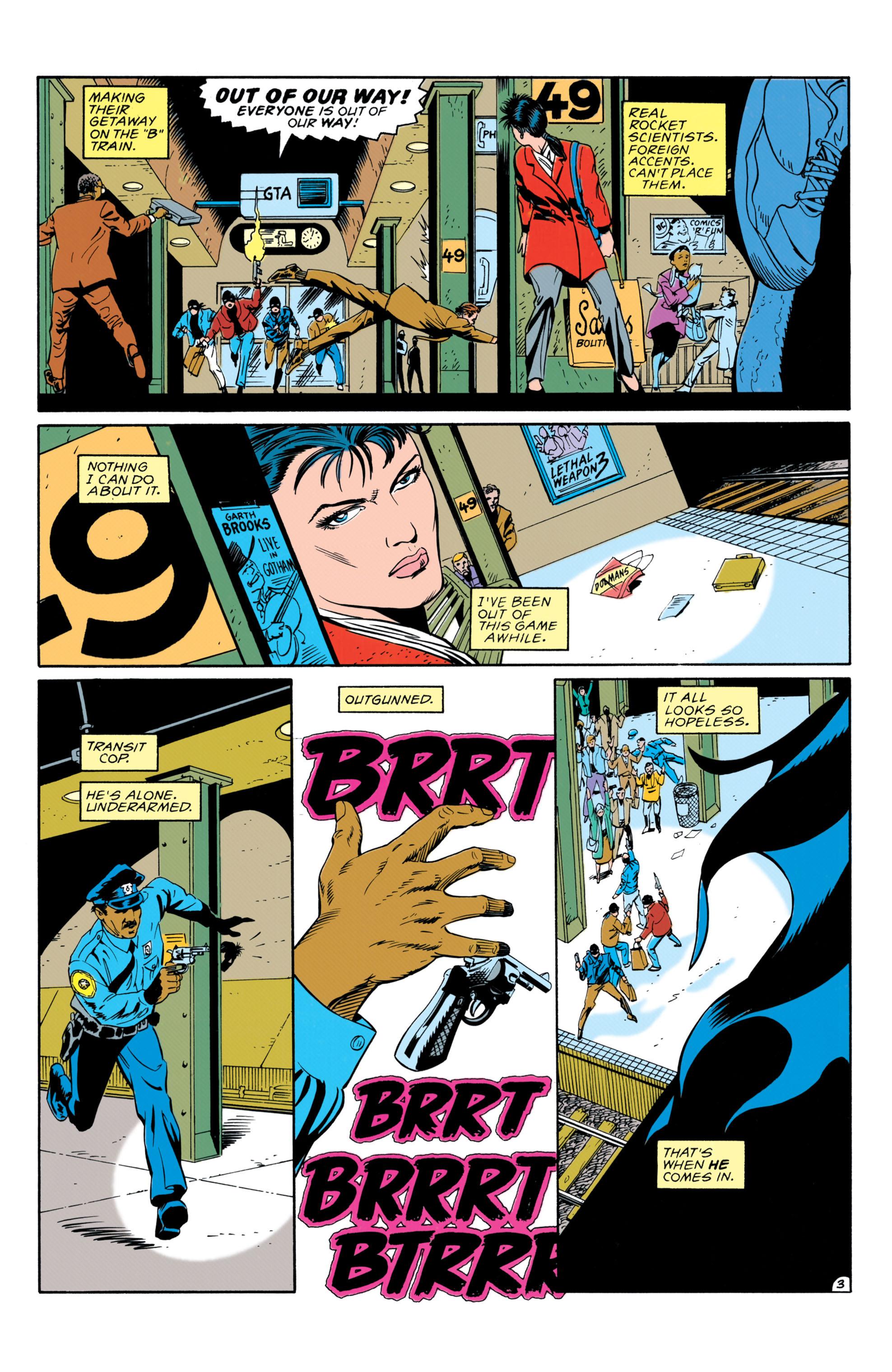 Detective Comics (1937) 652 Page 3