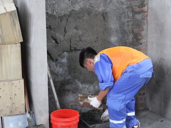 Tuyển 9 nam làm công việc xây trát tại Miyazaki tháng 5 năm 2019