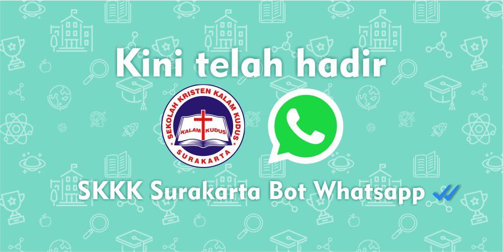 SKKK Surakarta Kini Hadir di Aplikasi Whatsapp