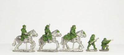 Sharifian Troops (mounted x 3 / foot x 2)
