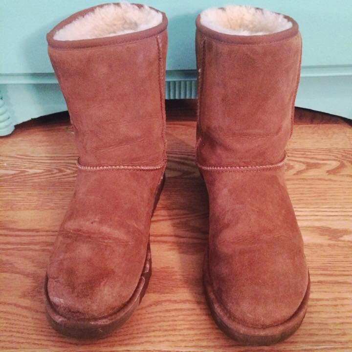 5e18726708 I noticed the salt started staining my boots so I decided I would use the  cleaner and conditioner and then again the protector and let you know how  the ...