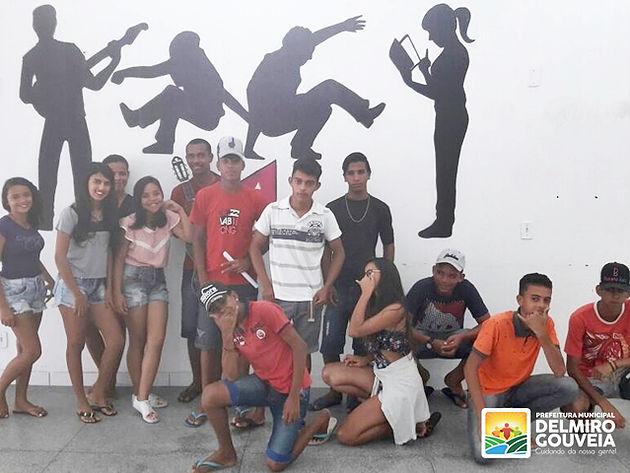 Curso de violão e canto está sendo ofertado para jovens e adolescentes de Delmiro Gouveia
