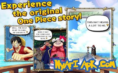 Download One Piece Treasure Cruise v6.2.0 Apk Mega Mod Terbaru