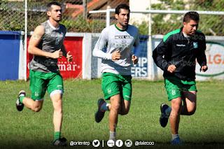 Carlos Suárez - Jorge Flores - Romel Quiñónez - Arqueros de Oriente Petrolero - DaleOoo