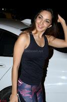 Kiara Advani Black Tank Top Tight leggings Tu Cheez Badi Hai Mast Mast~  Exclusive 59.JPG