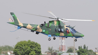 NAF Airstrikes Boko Haram Terrorists In Sambisa Forest (VIDEO) 1