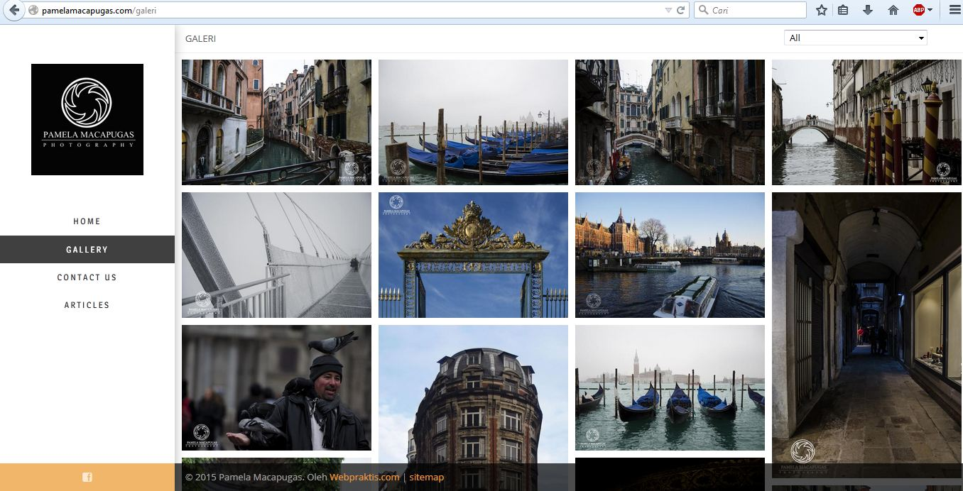 5 Website Galeri Foto Terbaik Yang Dibuat Di Webpraktis