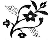 Sketsa Gambar Motif Batik Sederhana