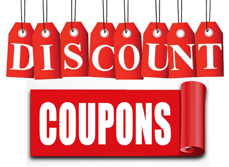 how the discount coupons business works mutala time