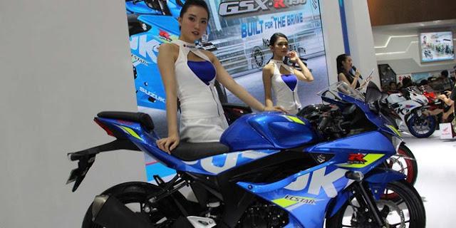 Suzuki Luncurkan GSX-R150 ABS Dengan  Harga Rp33,150 Juta