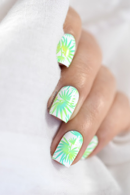Nailstorming – Happy Birthday! / Tropical Nails [VIDEO TUTORIAL]