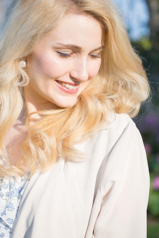 Schweizer Modebloggerin