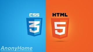 Chia sẻ Full bộ Video học HTML5 và CSS3 - AnonyHome