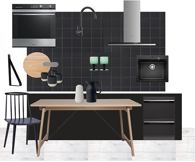 T D C Moodboard Series With Fisher Amp Paykel For Homestyle