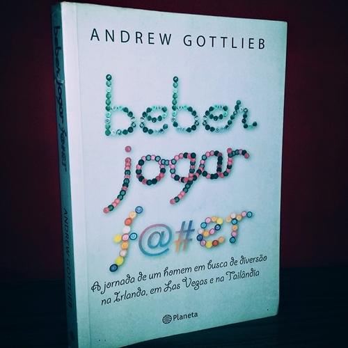 Resenha do livro Jogar, Beber, Foder | Blog Mente Viajante