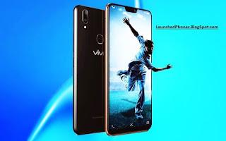 The Chinese fellowship Vivo launched their novel smartphone Vivo novel selfie weep upwards alongside sixteen MP forepart camera