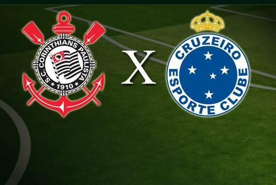 Campeonato Brasileiro - Corinthians x Cruzeiro