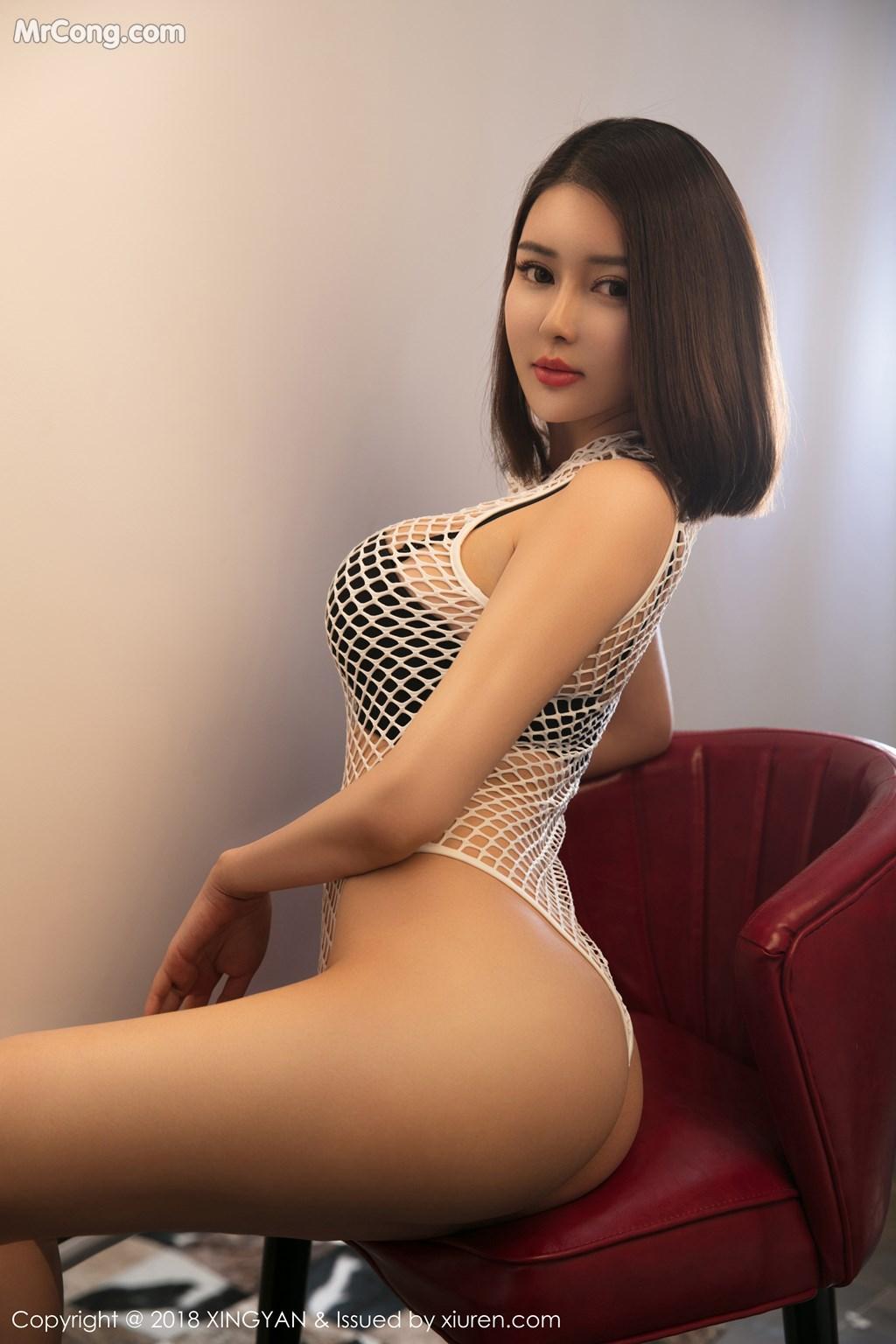 Image XingYan-Vol.100-Various-Models-MrCong.com-002 in post XingYan Vol.100: Various Models (102 ảnh)