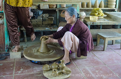 Thanh Ha Pottery Village 陶瓷村