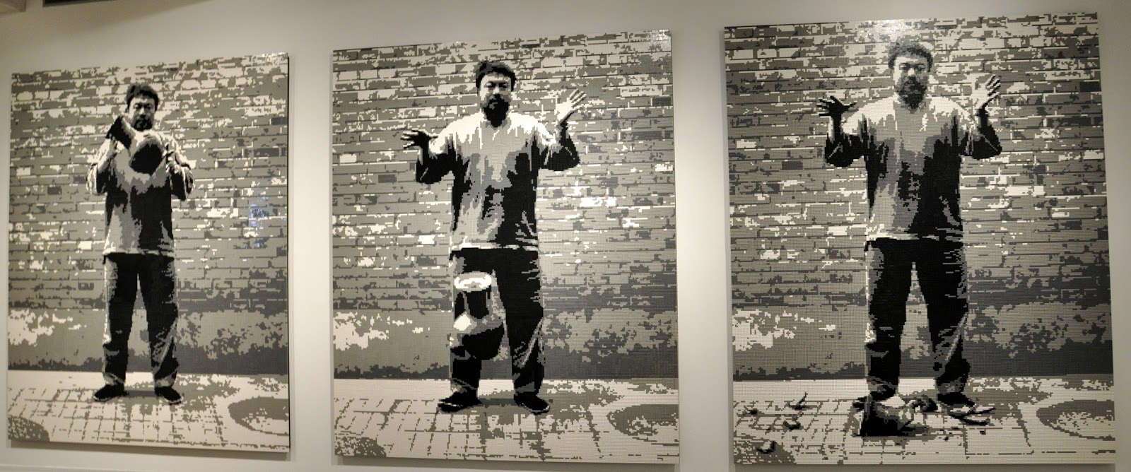 Mid atlantic day trips understanding andy warhol ai weiwei dropping a han dynasty urn 2015 lego blocks floridaeventfo Image collections