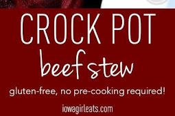 Crock Pot Beef Stew Recipes