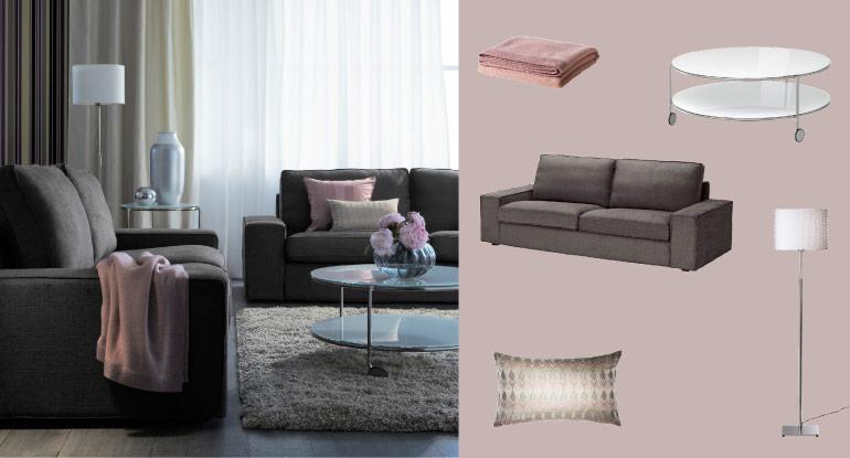 Kalau Belum Jom Kita Inspirasikan Diri Dengan Beberapa Idea Hiasan Ruang Tamu Bersama Ikea
