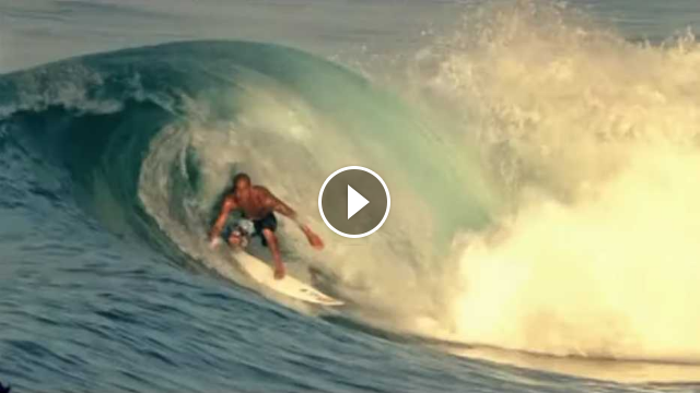 Kelly Slater in SIPPING JETSTREAMS The Momentum Files