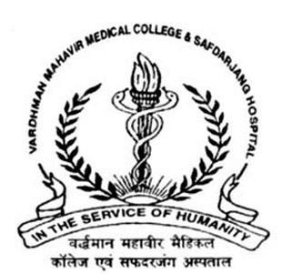 SAFDARJUNG HOSPITAL & V.M.M.C,NEW DELHI.-Jr Resident 122