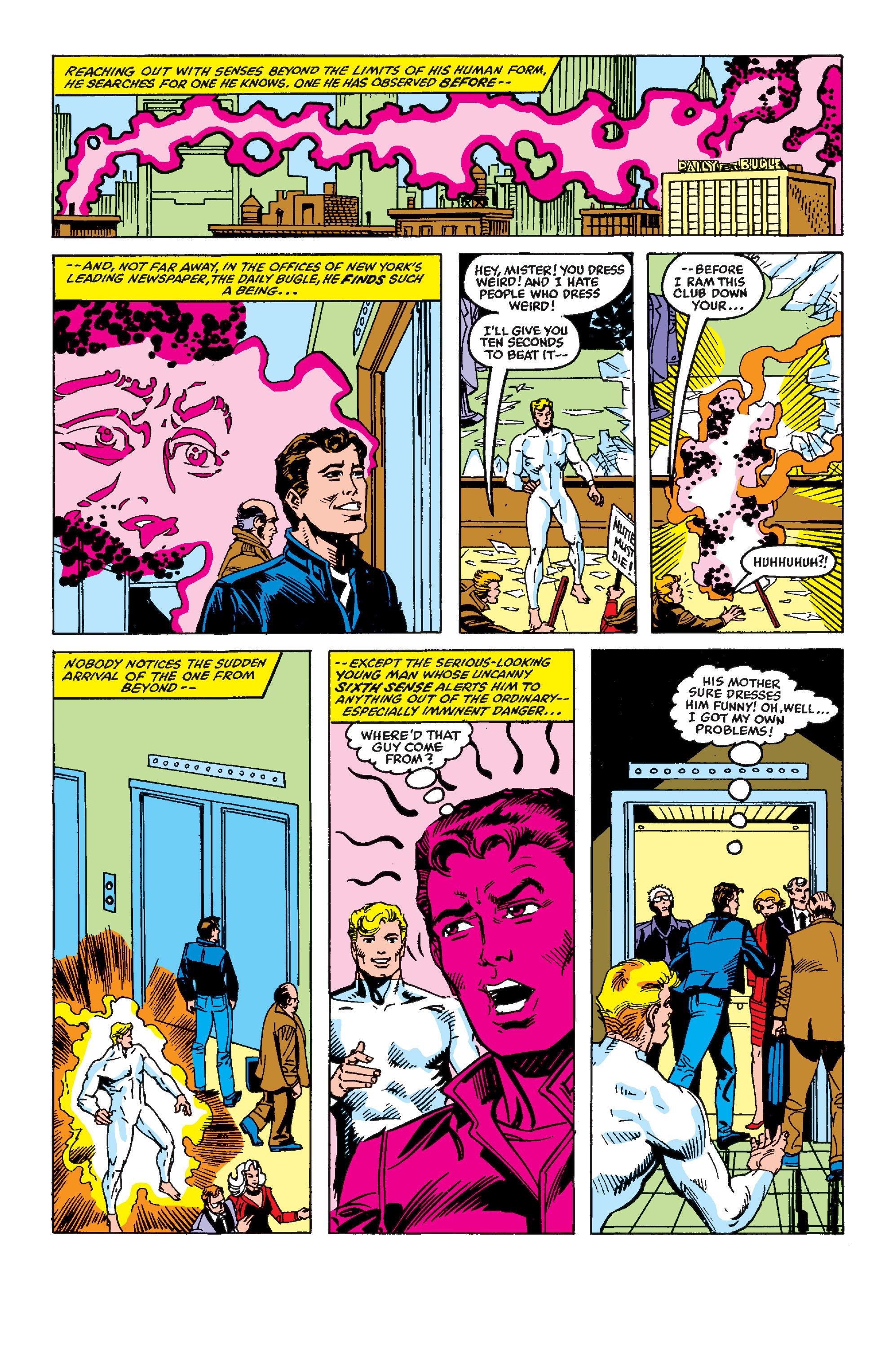 Read online Secret Wars II comic -  Issue #2 - 8