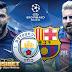 Prediksi Skor Bola Manchester City vs Barcelona 2 November 2016