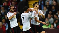 Aston Villa vs Manchester United 0-1 Video Cuplikan Gol & Highlights
