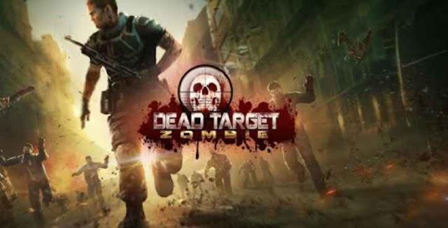 """""""Dead Target Zombie Mod : game android action menempatkan Anda di tengah-tengah Perang Dunia III dari serangan zombie"""""""