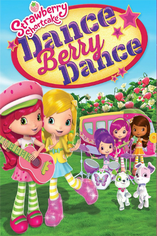 Strawberry Shortcake: Dance Berry Dance [2017] [DVDR] [NTSC] [Latino]