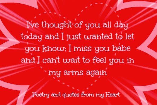 Poetry and quotes from my Heart I\u0027ve thought of you all day long - allday quotes