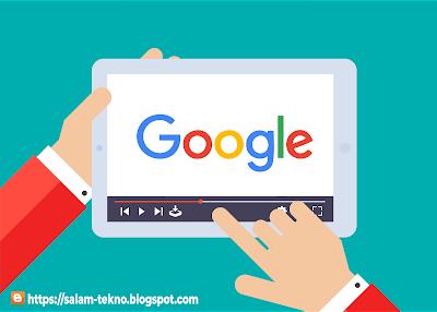 cara download video di google