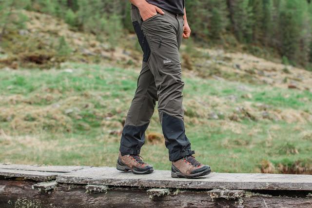 Tierra Lite Track Pant M Wanderhose Trekkinghose Outdoor Gadget