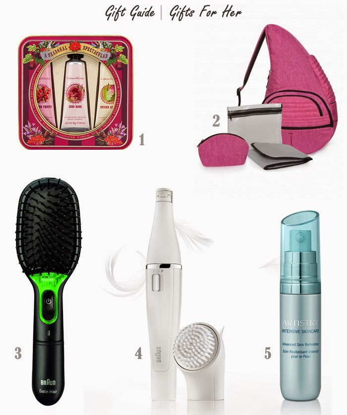 Christmas 2014 Gift Guide | Gifts For Her - DB Reviews - Beauty ...