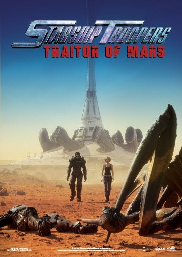 Nhện Khổng Lồ: Kẻ Phản Bội Sao Hỏa - Starship Troopers: Traitor of Mars (2017)
