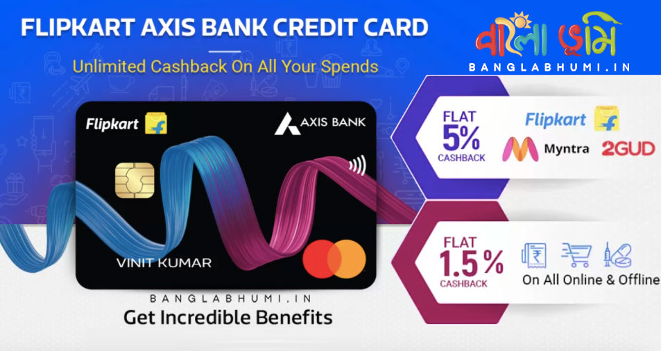 What is Flipkart Axis Bank Credit Card? Know Advantages