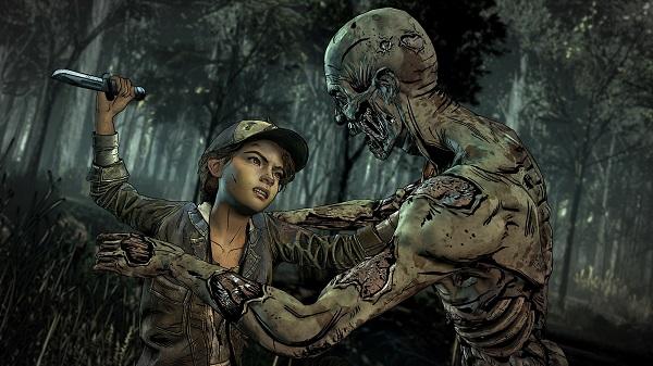 The Walking Dead Final Season Gameplay