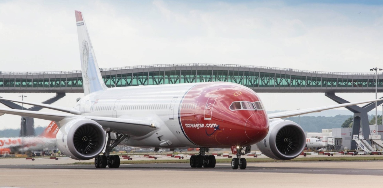 Norwegian: al via i voli low cost Milano-Los Angeles