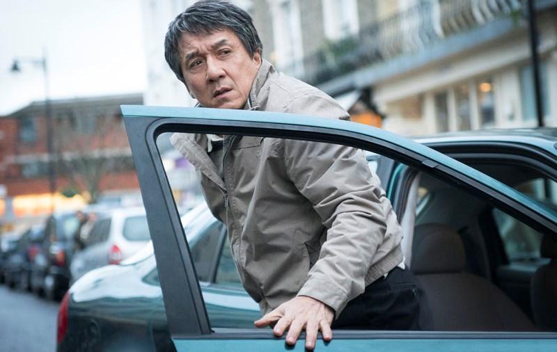 """Jackie Chan busca vingança no trailer de """"The Foreigner"""""""