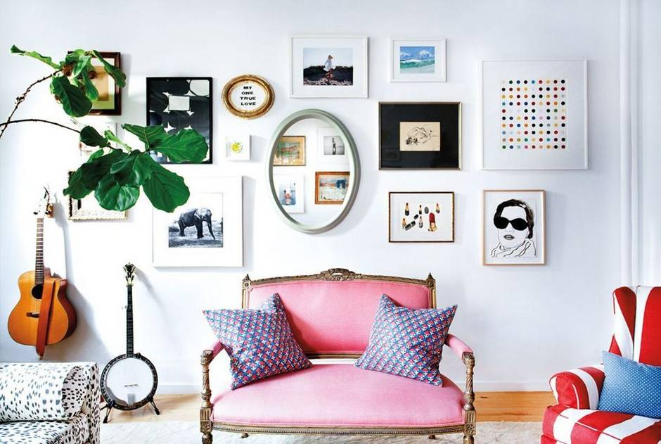 Home of Artist and stylemaker Kate Schelter
