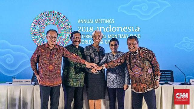 Gerindra Kaitkan Pose Jari Bos IMF dan Pencitraan Kubu Jokowi