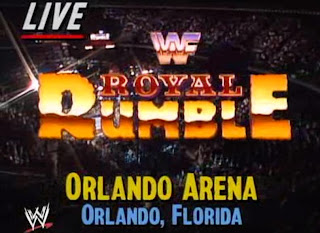 WWF / WWE Royal Rumble 1990 - crowd