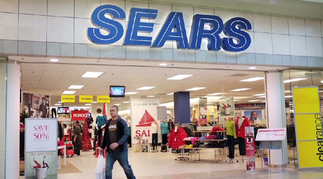 Loja de departamento Sears em Miami
