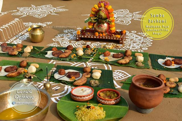 Samba Dashami - Surya Puja or The Ritual Of Worshipping Sun God Observed In Odisha