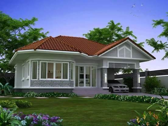 Small houses and free stock photos of houses bahay ofw for Small house plans philippines
