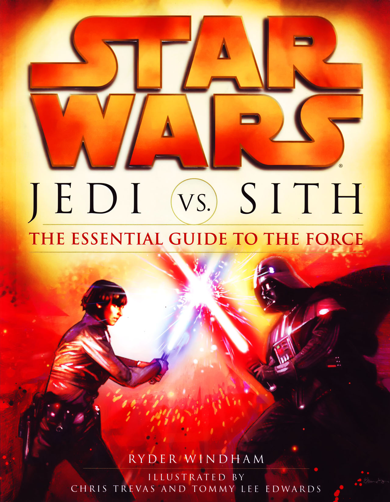 Star Wars: Jedi vs. Sith - The Essential Guide To The Force TPB_(Part_1) Page 1