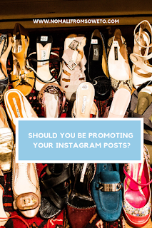 promoting posts on instagram, how to get noticed on instagram, blogger instagram hacks